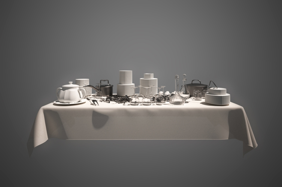 City of dishes